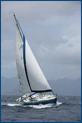 Navigation courses for sail and power.